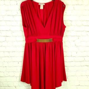 ❤️Sexy Red Dress- 1x❣️